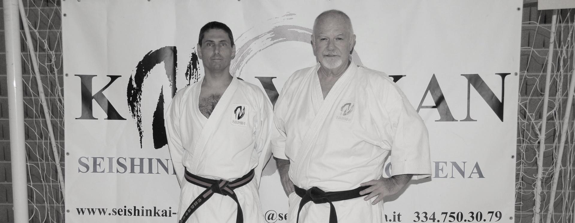 ACSD Seishinkai: Karate e Reiki a Cesena